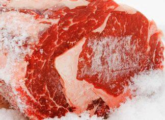 daging sapi beku