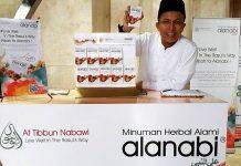 bisnis obat herbal alnabi