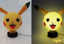 lampu tidur pokemon