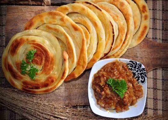 Usaha Roti Maryam