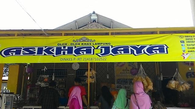 Bisnis Keripik Pisang Lampung