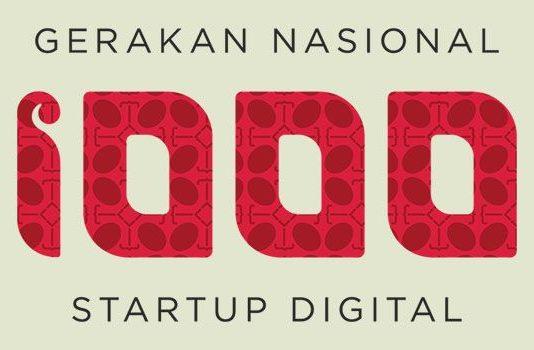 gerakan 1000 startup