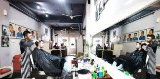 Usaha Barbershop