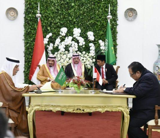 kerjasama ukm indonesia arab saudi