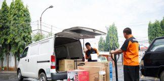 bisnis jasa pengiriman