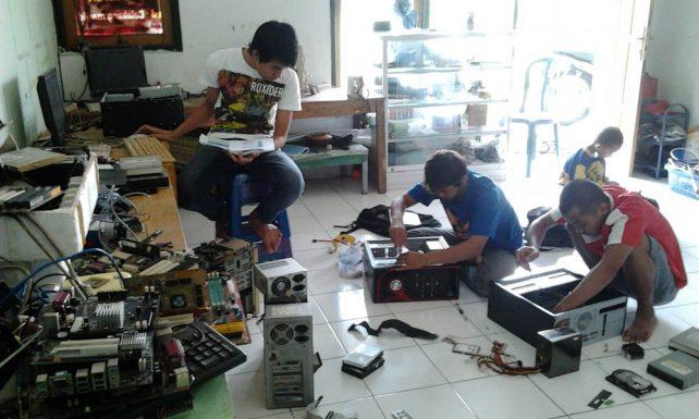 kursus elektronika