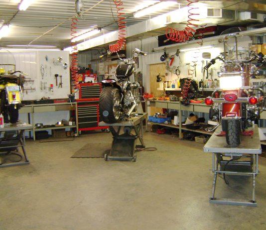 Tempat kursus mekanik