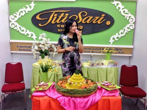 Bisnis Titi Kamal