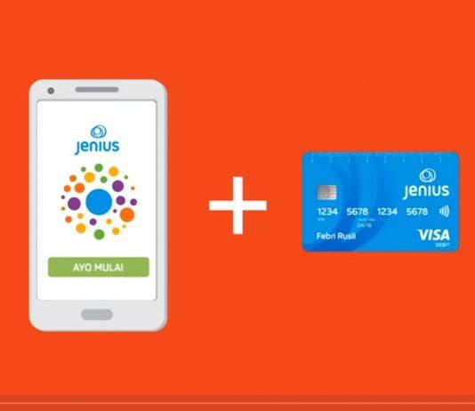 aplikasi bank digital jenius