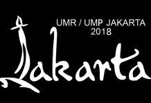UMR Jakarta 2018