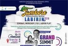 Jambore Pengusaha muda Labirin 2018