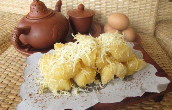 Waralaba makanan tradisional