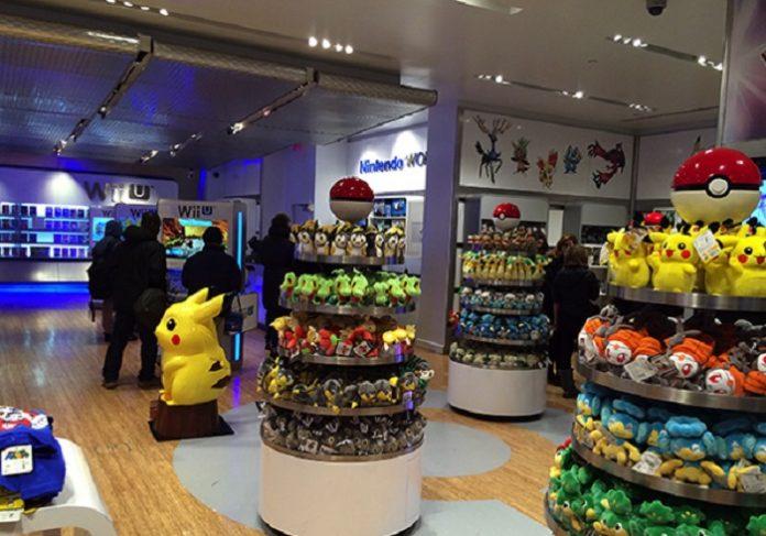 bisnis merchandise pokemon