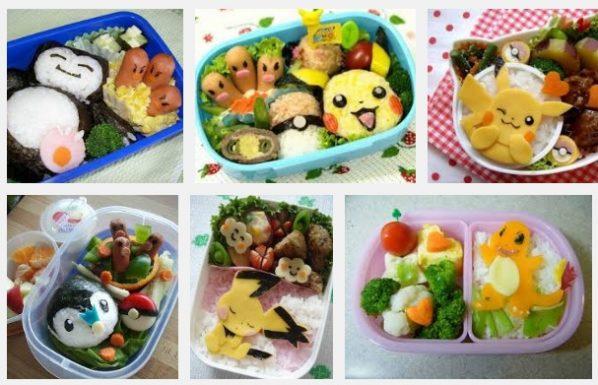 nasi pokemon - makanan ala pokemon