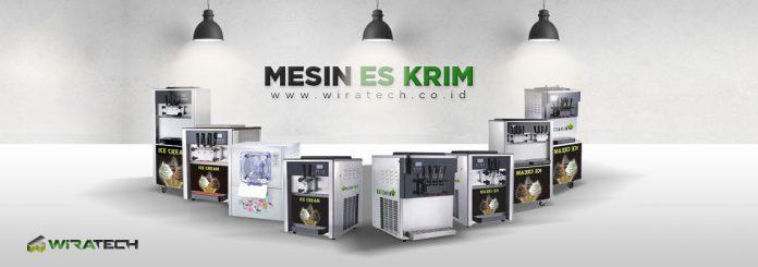 Mesin membuat Es Krim