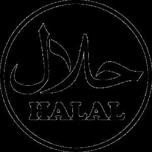 label halal