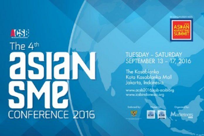 ASIAN SME 2016