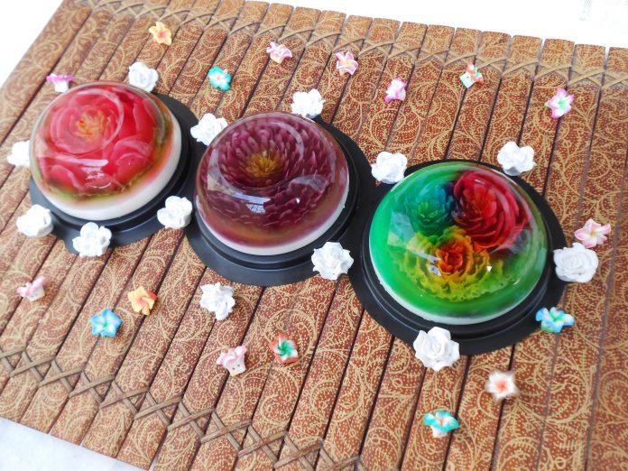 Puding Art Jelly Art Peluang Usaha Dan Tempat Kursus