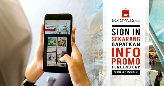 Aplikasi untuk Mall di Indonesia