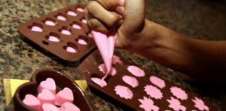 usaha cokelat rumahan