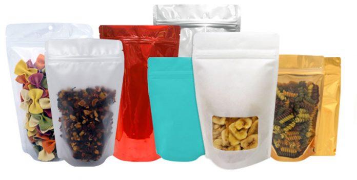 Kemasan Plastik Untuk Kemasan Produk Makanan Lebih Aman Menarik