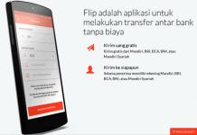 Layanan Transfer Antar Bank Gratis