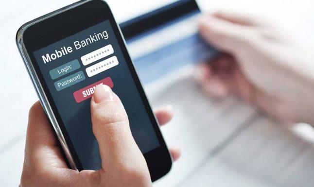 mobile banking internet banking individual