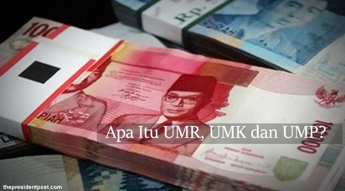 UMR, UMK,UMP