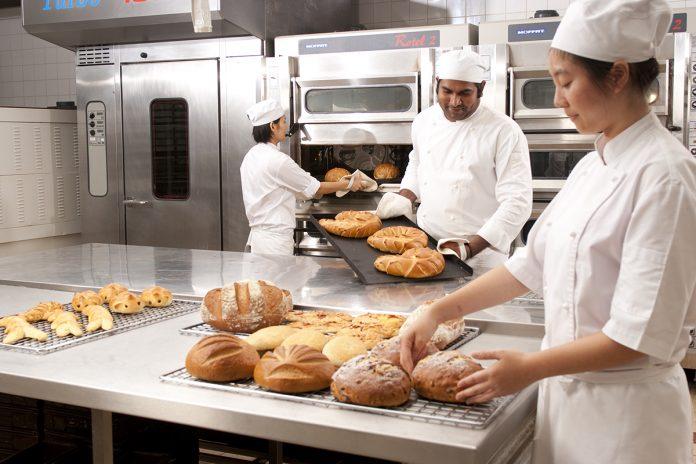 kursus online kue dan roti
