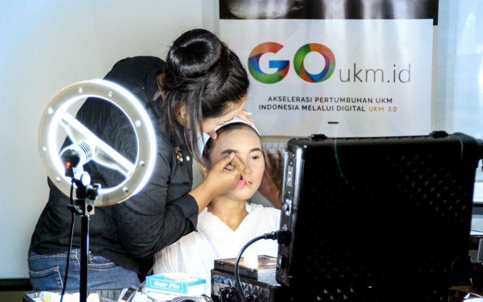 kursus makeup artis 2018