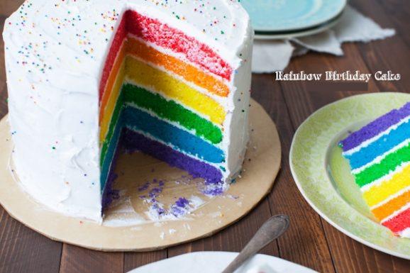 Kursus Membuat Kue Pelangi