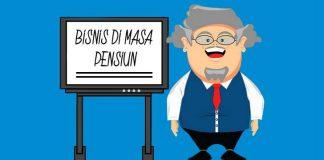 Bisnis Pensiunan