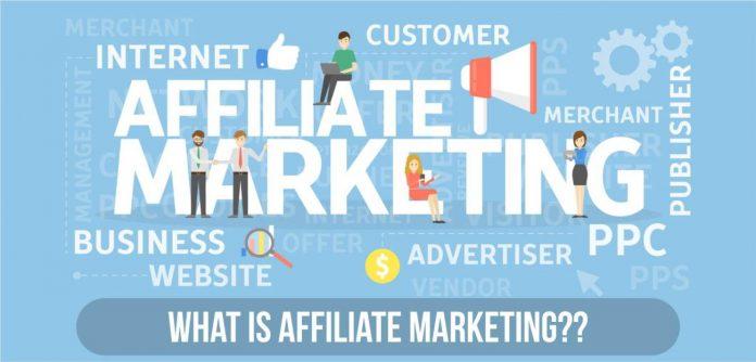 Bisnis Affiliate Marketing