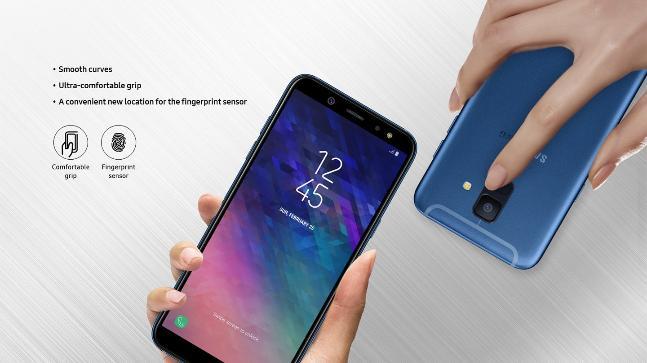 Spesifikasi Samsung Galaxy A6+