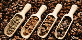 Roasting kopi