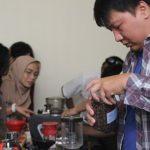 Workshop barista