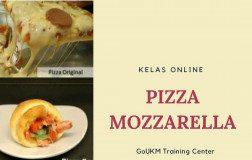 kursus online pizza mozarela