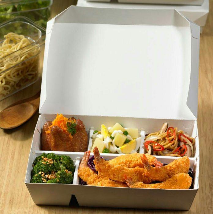 Lunch Box Makanan