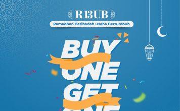 Spesial Paket Kursus Buy One Get One dari Paket RBUB